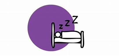 Sleep Well Better Icon Relax Night Sleeping