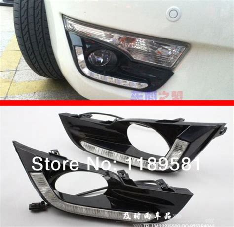 for nissan altima 2013 2014 replace led daytime running