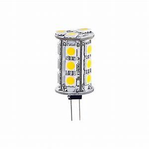 Ampoule Led Blanc Froid : ampoule 18 led g4 blanc froid ~ Edinachiropracticcenter.com Idées de Décoration