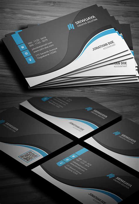 professional business card psd templates design