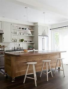 Ilot De Cuisine : l ilot central le c ur de la cuisine ~ Teatrodelosmanantiales.com Idées de Décoration