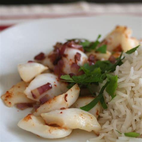 cuisine encornet recette de cuisine lamelles d encornets un site