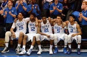 Duke Blue Devils MBB Demolishes Notre Dame - Ball Durham ...