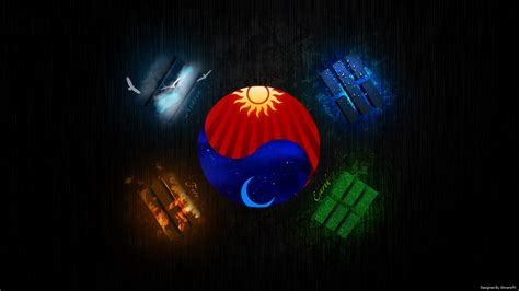South Korean Flag Wallpaper Korean Flag Wallpaper Wallpapersafari