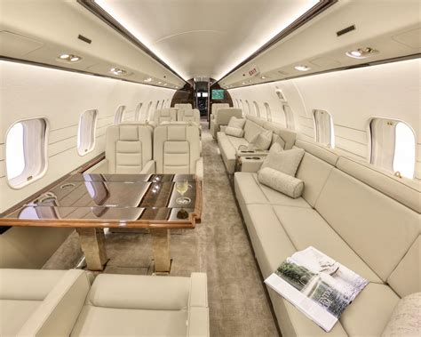 This Billionaire's Private Jet Is Plated In Polished Gold