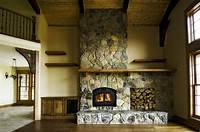 how to build a fireplace How To Build A River Rock Fireplace | FIREPLACE DESIGN IDEAS
