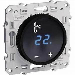 Reglage Thermostat Radiateur Electrique : thermostat lectronique comparez les prix pour ~ Dailycaller-alerts.com Idées de Décoration