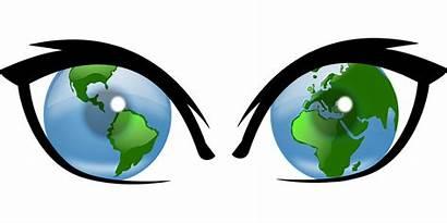 Vision Umwelt Augen Weitblick Welt Pixabay Erde