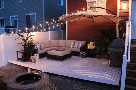 brilliant  budget friendly patio ideas  wont break