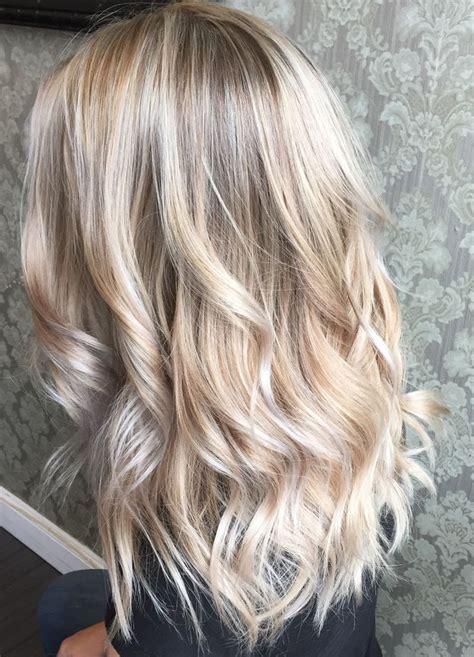 light blonde hair with highlights 25 best ideas about light blonde hair on pinterest