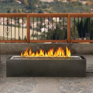 Napoleon, Linear, Patioflame, Outdoor, Gas, Fire, Pit