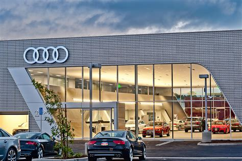 audi dealership cars audi celebrates grand opening of audi pacific first leed