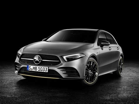 Mercedes New Cars by New 2019 Mercedes A Class Ups Its Small Car