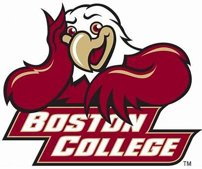 Boston College Eagles Mascot Logos University Eagle