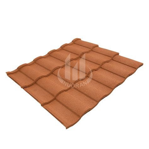 discount polymer decorative galvanized metal roof tile for