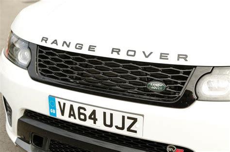 Range Rover Sport Svr Review (2018) Autocar