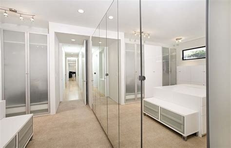mirrored closet doors closet door designs and how they can completely change the