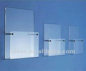 fashion acrylic wall mounted file holder 320 could put With acrylic wall document holder