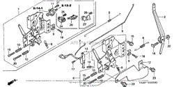 Honda Hra Pda Lawn Mower Usa Vin Mzal Parts