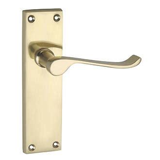 Kitchen Door Handles Screwfix by Screwfix Exterior Door Furniture Smith Locke Cuatro Lob