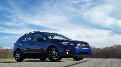 Subaru Car : 2017 Subaru Impreza Bodes Well For Brand's Future