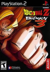 Dragon Ball Z Budokai 3 Sony Playstation 2 Game