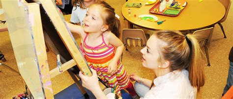 early childhood education academics