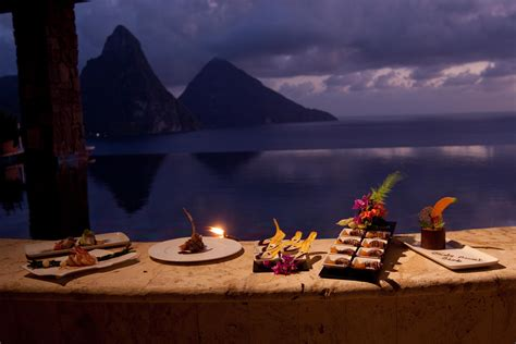 consulting cuisine jade mountain st lucia announces 2010 culinary event
