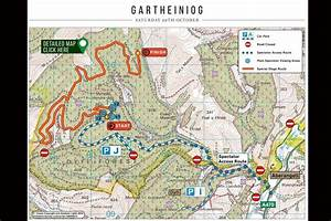 Wales Rally GB Stage Maps 2016 - Daily Post