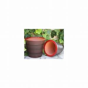 Pot En Terre Cuite émaillée : pot en terre cuite maill e duos terre d 39 afrique d24 ~ Dailycaller-alerts.com Idées de Décoration