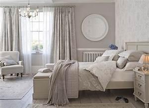Josette, Dove, Grey, Bedroom