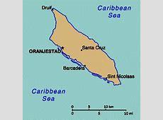 ABC Maps of Aruba; Flag, Map, Economy, Geography, Climate