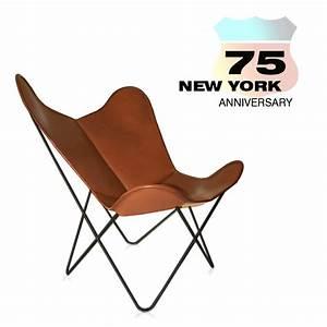 Butterfly Chair Original : jubil umsedition hardoy butterfly chair original weinbaums ~ Frokenaadalensverden.com Haus und Dekorationen