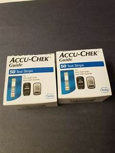 Accu-chek Guide Test Strips  19  21 And