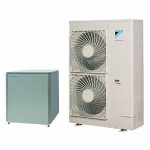 Pac Air Eau : daikin altherma haute temp rature grand froid bi bloc ~ Melissatoandfro.com Idées de Décoration