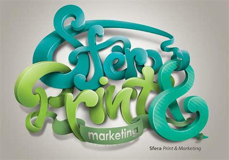 30 creative 3d typography designs flashuser