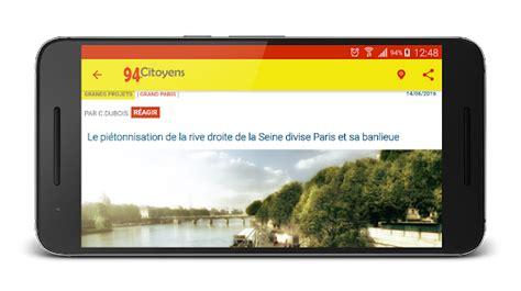 stationnement gratuit bois de vincennes 94 citoyens android logiciels fr