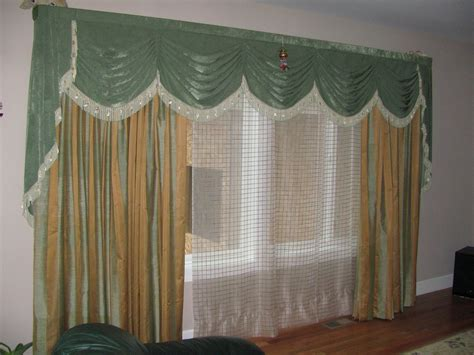 Home Curtain : Elegant Interior Home Decorating Ideas With