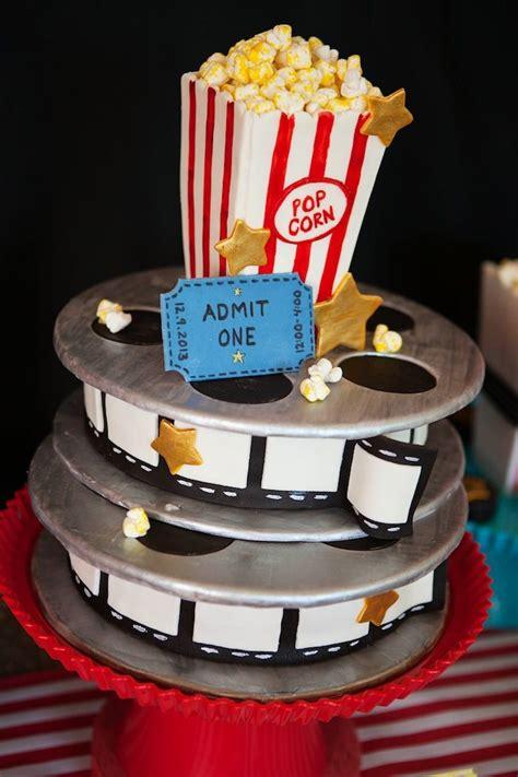 Southern Blue Celebrations: Movie Star / Movie Night Cake Ideas