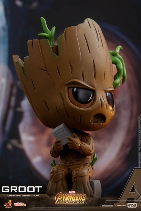 avengers infinity war cosbaby bobble heads coming