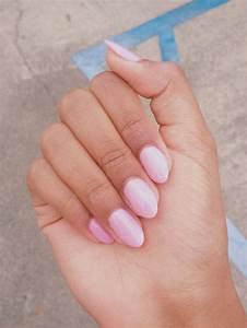 Short & Simple Pink Stiletto Nails i am getting them for ...