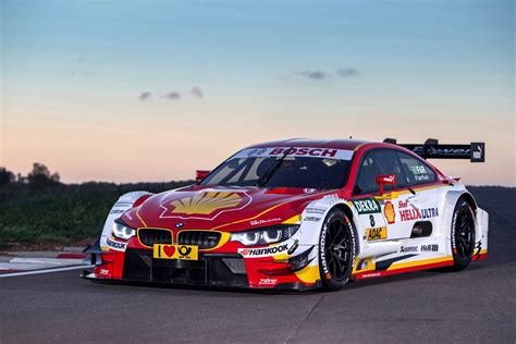 Shell Will Have Its Own Bmw M4 Dtm Car This Season