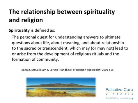 Module 4 Spirituality Slides