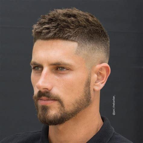 15 Fresh Mens Short Haircuts