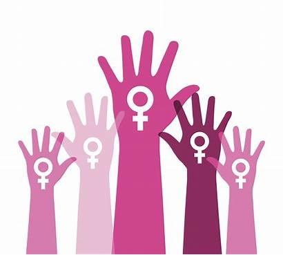 Feminism Feminist Activism Clip Early Start Vector