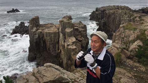 japans suicide cliffs hes walked