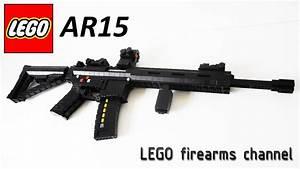 Lego - Custom Ar15 Replica