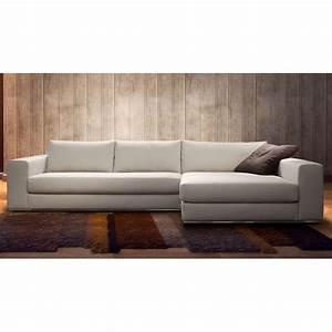 Canapé d'angle tissu haut de gamme Portofino par Verysofa