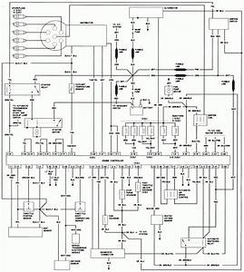Engine Electrical Diagram