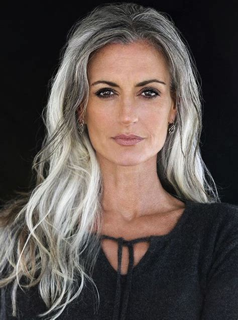 Hairstyles For With Gray Hair by 21 Impressive Gray Hairstyles For Feed Inspiration